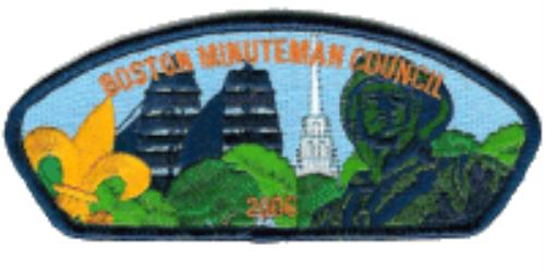 Boston Minuteman Council strip